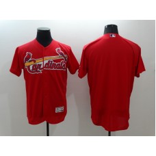 Customized MLB FLEXBASE St. Louis Cardinals Red Jersey