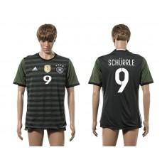 European Cup 2016 Germany away 9 Schurrle AAA+ soccer jerseys