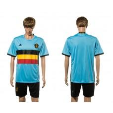 European Cup 2016 Spain goalkeeper blank soccer jerseys