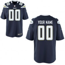 Youth Los Angeles Chargers Nike Navy Custom Game NFL Jersey