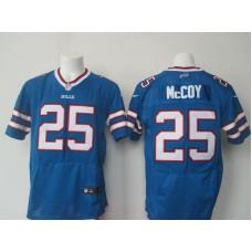 NFL Buffalo Bills 25 McCoy blue Nike Elite jerseys