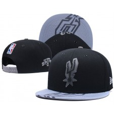 2018 NBA San Antonio Spurs Snapback hat 05061