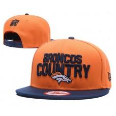 2018 NFL Denver Broncos Snapback hat 0517