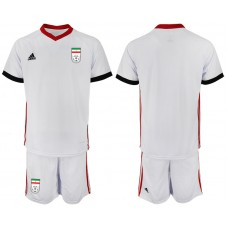 2018 World Cup Men Iran home soccer jersey