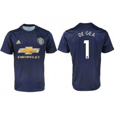 2018-2019 Men club Manchester united away aaa version 1  soccer jersey