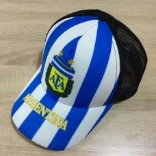 2018 Men Argentina football hat soccer jersey