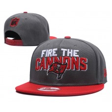 2018 NFL Tampa Bay Buccaneers Snapback hat GSMY0604