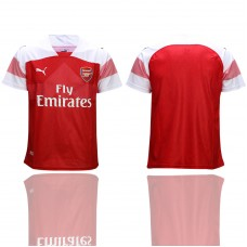2018-2019 Men club Arsenal home AAA soccer jerseys