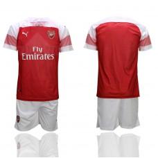 2018-2019 Men club Arsenal home suit soccer jerseys