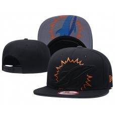 2018 NFL Miami Dolphins Snapback hat GSMY818