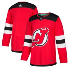 Adidas New Jersey Devils Blank Red Home Authentic Stitched Youth NHL Jersey