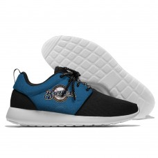 Men  Milwaukee Brewers Roshe style Lightweight Running shoes 4