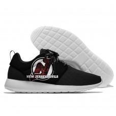 Men  NHL New Jersey Devils Roshe style Lightweight Running shoes 1