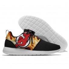Men  NHL New Jersey Devils Roshe style Lightweight Running shoes 10