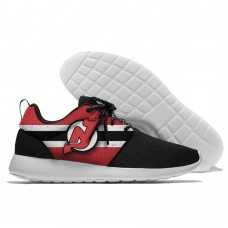 Men  NHL New Jersey Devils Roshe style Lightweight Running shoes 11