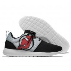 Men  NHL New Jersey Devils Roshe style Lightweight Running shoes 2