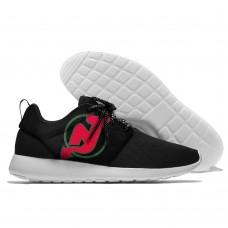 Men  NHL New Jersey Devils Roshe style Lightweight Running shoes 4