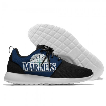 Men  Seattle Mariners Roshe style Lightweight Running shoes 1