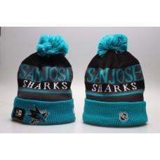 NHL San Jose Sharks Beanie hot hat
