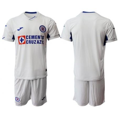 Men 2019-2020 club CDSC Cruz Azul away white Soccer Jerseys