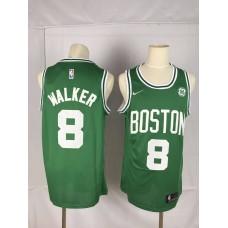 Men Boston Celtics 8 Walker green Game Nike NBA Jerseys
