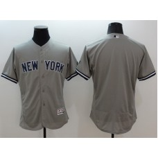 2016 MLB FLEXBASE New York Mets blank grey jerseys