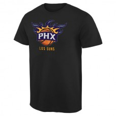 2016 NBA Phoenix Suns Noches Enebea T-Shirt - Black