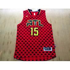 NBA Atlanta Hawks 15 Al Horford red 2016 Jerseys