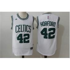 NBA Boston Celtics 42 Horford white 2016 Jersey