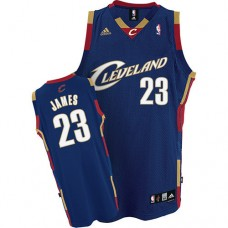 2016 NBA Cleveland Cavaliers 23 James Blue Jerseys