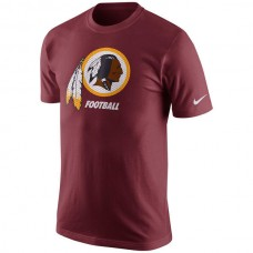 2016 NFL Washington Redskins Nike Facility T-Shirt - Burgundy