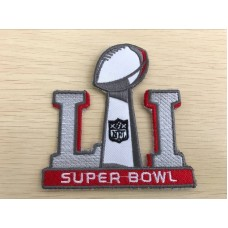 2017 super bowl patch