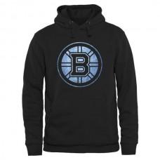 2016 NHL Boston Bruins Rinkside Pond Hockey Pullover Hoodie - Black
