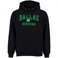 2016 NHL Dallas Stars Rinkside City Pride Pullover Hoodie - Black