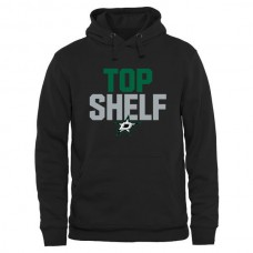 2016 NHL Dallas Stars Top Shelf Pullover Hoodie - Black