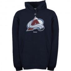 2016 NHL Reebok Colorado Avalanche Primary Logo Pullover Hoodie - Steel Blue