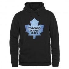 2016 NHL Toronto Maple Leafs Rinkside Pond Hockey Pullover Hoodie - Black