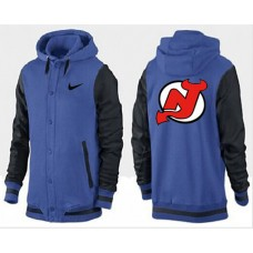 Men New Jersey Devils Pullover Hoodie 0140