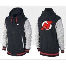 Men New Jersey Devils Pullover Hoodie 0142