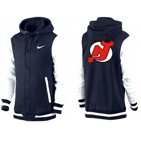 Men New Jersey Devils Pullover Hoodie 0145
