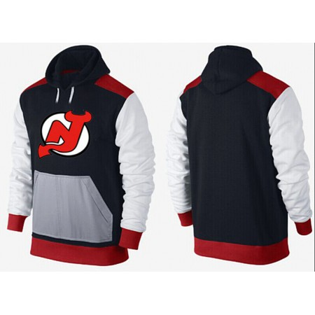 Men New Jersey Devils Pullover Hoodie 0149