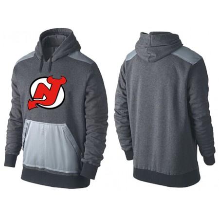 Men New Jersey Devils Pullover Hoodie 0152