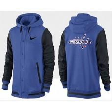 Men Washington Capitals Pullover Hoodie 0141
