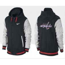 Men Washington Capitals Pullover Hoodie 0143