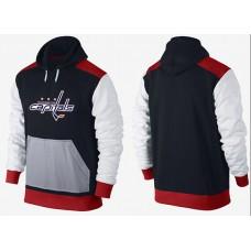 Men Washington Capitals Pullover Hoodie 0150