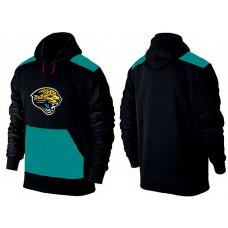 Men Jacksonville Jaguars Pullover Hoodie 10.