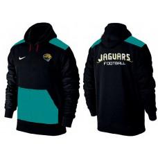 Men Jacksonville Jaguars Pullover Hoodie 9.